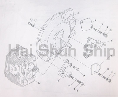 End Cover Assy