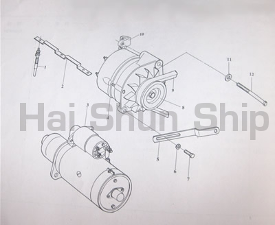 Electric System Assy