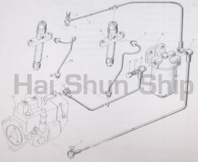 Fuel System Assy