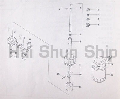 Lubricating System Assy