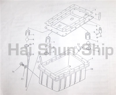 Oil Sump Assembly