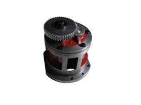 L16/24-Lubricating Qil Cooler